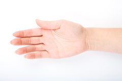 Woman's hand Royalty Free Stock Photos
