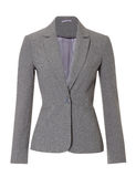 Woman's jacket isolated Stock Photo