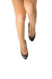 Woman s legs fetish Stock Photos