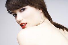 Woman's portrait Stock Photography