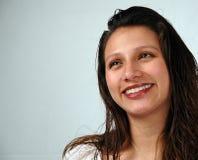 Woman's portrait stock photos