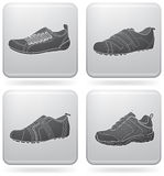 Woman's Shoes Stock Image