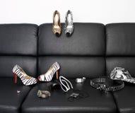 Woman's stuff Stock Image