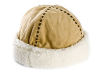 Woman's Winter Hat Stock Image