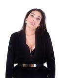 Woman sadness Royalty Free Stock Photo