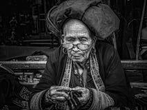 Woman Sapa Stock Photos