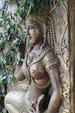 Woman sculpture Stock Photo