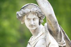 Woman sculpture Stock Photos