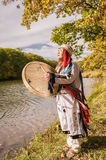 Woman - shaman Royalty Free Stock Photography