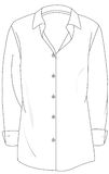 Woman Shirt-Causal Stock Images
