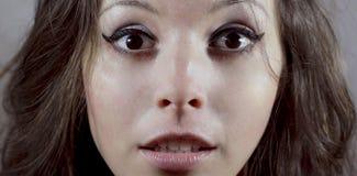 Woman shocked Stock Photos