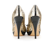 Woman shoes Royalty Free Stock Photos