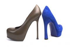 Woman shoes Stock Photo