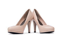 Woman shoes Royalty Free Stock Photography