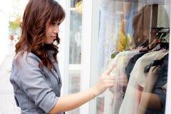 Woman shopping. Royalty Free Stock Image