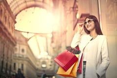 Free Woman Shopping Stock Photo - 71279700
