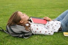 Woman Sleeping Royalty Free Stock Photography