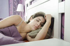 Sweet Dreams. Royalty Free Stock Image