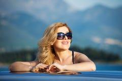 Woman&smile-22 стоковое фото rf