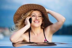 Woman&smile-13 Стоковое Изображение RF