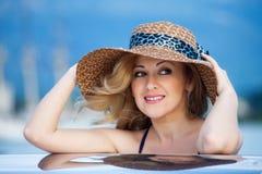 Woman&smile-2 Стоковые Изображения