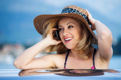 Woman&smile-10 Stock Images
