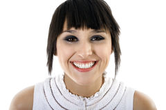 Woman smiling Royalty Free Stock Photography