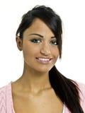 Woman smiling Royalty Free Stock Photos