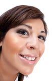 Woman Smiling Stock Image