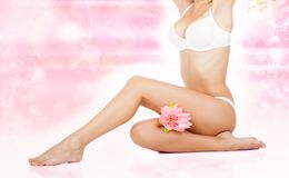 Woman spa Royalty Free Stock Images