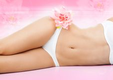 Woman spa Royalty Free Stock Photography