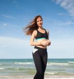 Woman in sport wear Royalty Free Stock Photo