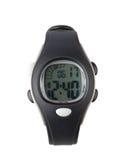 Woman Sport Wristwatch Stock Photo