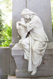 Woman statue Stock Photos