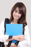 Woman student Stock Images
