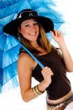 Woman summer clothing Royalty Free Stock Image