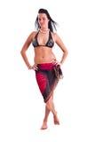 Woman in swimwear Stock Photography