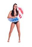 Woman in swimwear Royalty Free Stock Photo