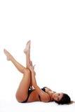 Woman in swimwear Royalty Free Stock Photography