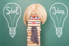 Woman teacher Stock Image