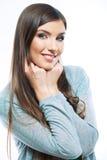 Woman teeth smile Stock Photography