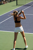 Woman tennis Stock Image