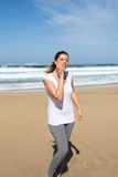 Woman with toothache on holidays stock photo