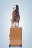 Woman travel Royalty Free Stock Photography