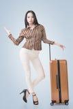 Woman travel Royalty Free Stock Photo