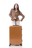 Woman travel Royalty Free Stock Photo