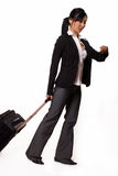 Woman traveler Royalty Free Stock Image