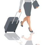 Woman traveling Stock Photos
