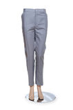 Woman trousers isolated Royalty Free Stock Photos