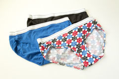 Woman underpants Royalty Free Stock Images
